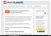 how-to-start-lead-generation-for-marketing-agency