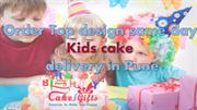 Find different types of cartoon kids cake in Pune