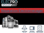 Reparation electromenager  Montreal et Rive-Sud  Elecpromenager