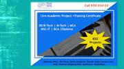 Final Year VLSI Projects Training in Ameerpet, Hyderabad - ECILECIT