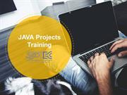 Final Year Java Projects Training in Ameerpet, Hyderabad - ECILECIT