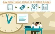 Buy Dissertation Online to Get Best Grades