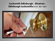 Edinburgh Emergency Locksmith