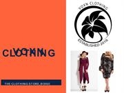 Stylish Boutique Dresses by Voxn Clothing