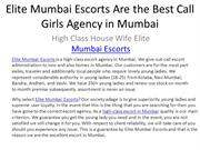 Elite Mumbai Escorts | Mumbai Escorts Service | Mumbai Call Girls