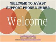 Avast Support phone Number 1-800-556-3499