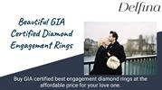 GIA Certified Diamond Rings - Best Engagement Rings Designs
