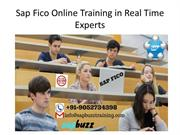Sap Fico Online Training in Real Time Experts