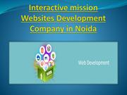interactivemission web development company in delhi ncr and websites