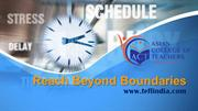 Reach beyond boundaries - Join TEFL Course in India
