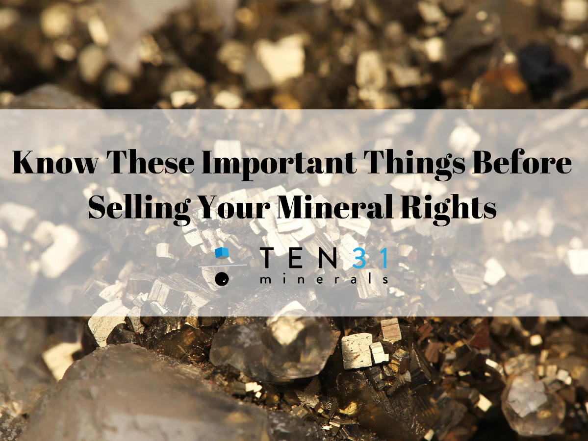 how to get mineral rights back