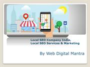 Local SEO Company India, Local SEO Services & Marketing