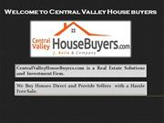 We Buy Houses Prather - Central Valley House Buyers