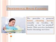 House Cleaning and Commercial Cleaning Services on LBI