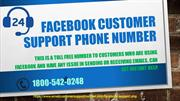 Dial Facebook customer support number 1800-542-0248