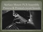 Surface Mount PCB Assembly Process & Printed circuit