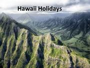 Things to do in Hawaii and cheap holidays to Hawaii