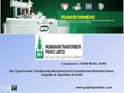 Dry Type Power Transformer Manufacturers