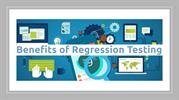 Benefits of Regression Testing