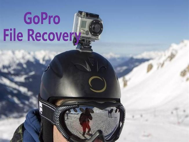 Gopro Recovery- how to Recover Deleted Lost Files from Gopro