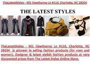 The Latest Styles - 605 N High St #303, Columbus OH