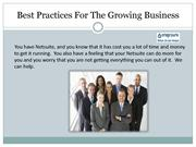 Best Practices For The Growing Business