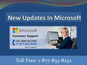 Microsoft Support Phone Number- New Update In Microsoft