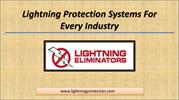 Complete Lightning Protection Systems For Every Industry
