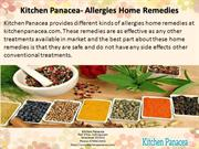 Kitchen Panacea: Discovering a Whole New World of Naturopathy