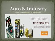 How To Select Best Automotive Spray Paint | Auto N Industry