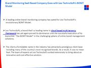 Brand Monitoring SaaS Based Company Goes with Leo TechnoSoft's BOMT Mo