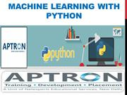 Python Training in Gurgaon