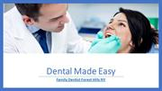 Family Dentist Forest Hills NY