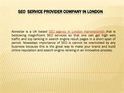 Best SEO Company in London Hammersmith -Aonestar