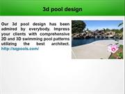 Custom Concrete Pool Builder
