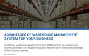 How warehouse management systems can help you business