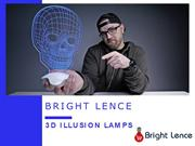 Bright Lence | 3D Illusion Lamps