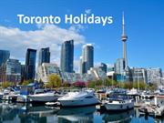 Things to do in Toronto and cheap holidays to Toronto