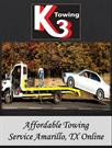 Affordable Towing Service Amarillo, TX Online