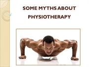 PATIENT EDUCATION ABOUT PHYSIOTHERAPY