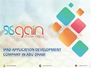 Best iPad App Development Company in Abu Dhabi