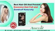 Best Hair Oil that Prevent Excessive Hair Fall and Dandruff Naturally