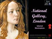 National Gallery, London. Selected Masterpeices