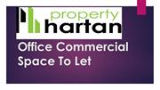 Office Commercial Space To Let