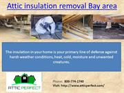 We are provide you Attic Cleaning Services Bay Area