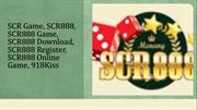 SCR888 Register, SCR888, SCR888 Download, SCR Game, SCR888 Game