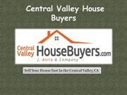 We Buy Houses Newman, CA - Central Valley House Buyers