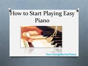 Ron Young Morris Plains | How to Play Great Music on the Internet