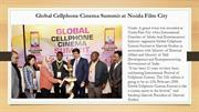 Global Cellphone Cinema Summit at Noida Film City