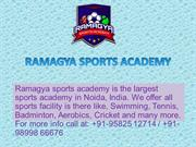 Best Sports Academy for Gym, Gymnastic and Zumba in Noida, India
